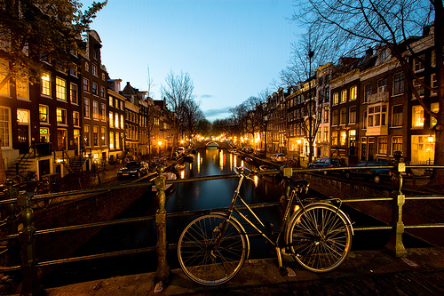 Holiday In Hotel Amsterdam