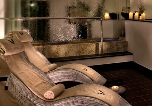 The refined Spa of the hotel