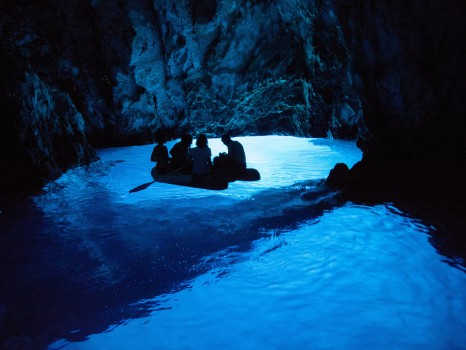 Blue Grotto – The Blue Cave