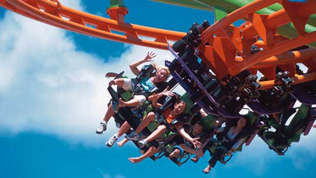 Dreamworld Theme Park - Gold Coast