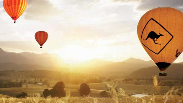 Hot-air Ballooning Australia