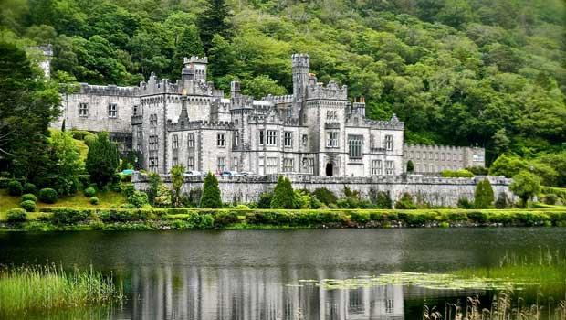 Kylemore Abbey Connemara Ireland